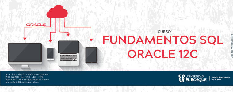 CURSO FUNDAMENTOS SQL ORACLE 12C