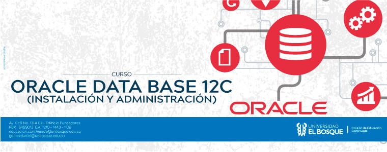 Curso Oracle Data Base 12C