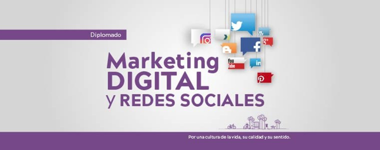 Diplomado Marketing Digital y Redes Sociales