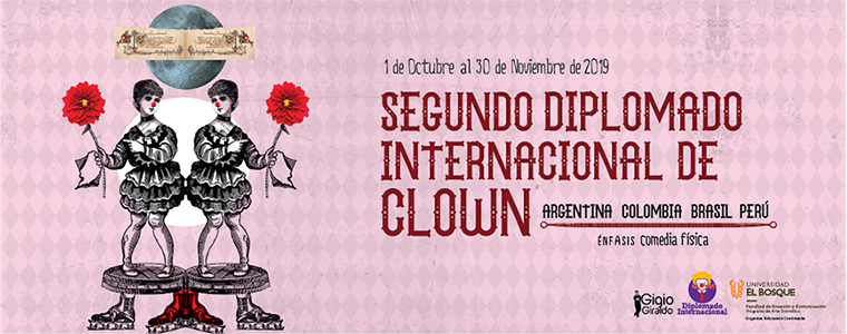 II Diplomado Internacional de Clown