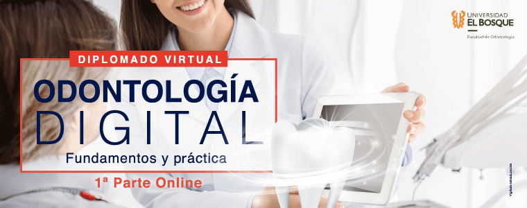 Diplomado Virtual Odontología Digital Fundamentos y Práctica